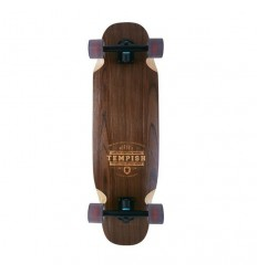 Longboard'as Tempish Moravia