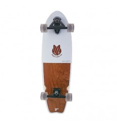 Longboard'as Tempish Surfy
