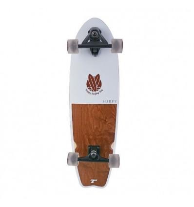 Longboard'as Tempish Surfy