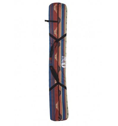 Picture Navajo Print Ski Bag
