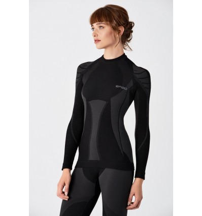 Moteriški termo marškiniai Spaio Merino W02