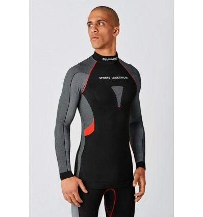 Vyriški termo marškiniai Spaio Relieve Line W01