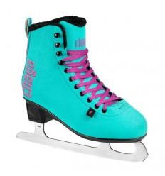 Chaya Classic turquise ice skates