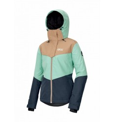 Picture WEEKEND Mint Green Ski Jacket