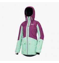 Picture MINERAL Black Ski Jacket