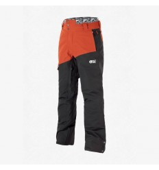 Picture Panel Ski Pants