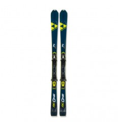 Fischer RC ONE 78 GT TWIN POWERRAIL skis