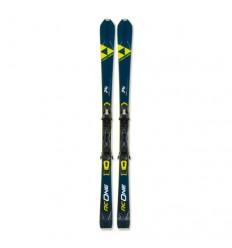 Fischer RC ONE 78 GT TWIN POWERRAIL skis