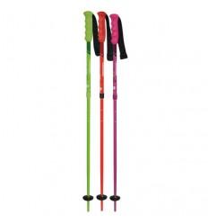 Vaikiškos reguliuojamos kalnų slidinėjimo lazdos Komperdell Smash