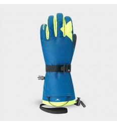 Kids ski gloves Racer Scratch