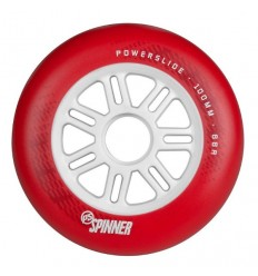 Powerslide Spinner wheels 100mm
