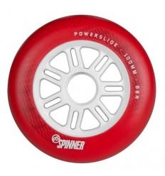 Powerslide Spinner wheels 100mm