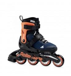 Riedučiai Rollerblade Microblade orange/blue