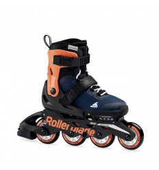 Rollerblade Microblade black/red skates