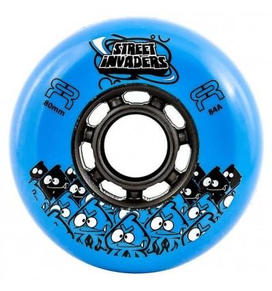 Riedučių ratukai FR Skates STREET INVADERS 84A