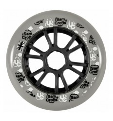 Undercover TEAM 80mm/86A wheels white
