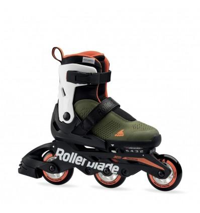 Riedučiai Rollerblade Microblade Free 3WD