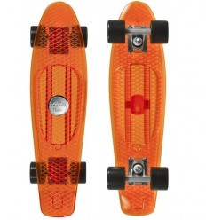 "Pennyboard Choke Juicy Susi 22.5""x6 Clear Orange"