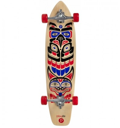Longboard'as Playlife Cherokee