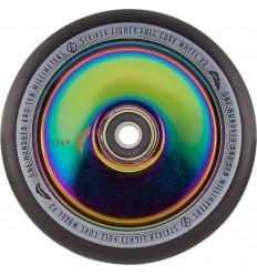 Paspirtuko ratukas Striker Lightly Full Core V3 Rainbow