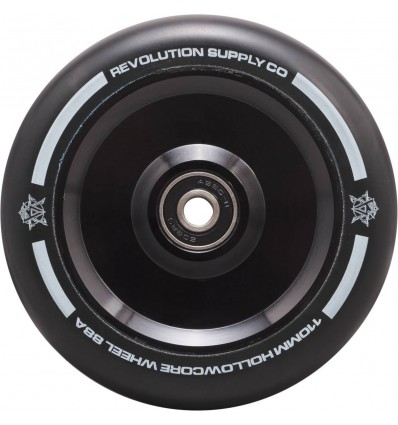 Paspirtuko ratukas Revolution Supply Hollowcore Black