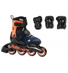 Rollerblade Microblade Combo black/red skates