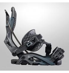 FLOW Fuse Hybrid snowboard bindings