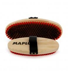Soft brass oval brush Maplus MTO123