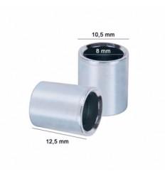 Spacers Alu 12.5x8mm