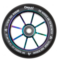 Paspirtuko ratukas Chilli Pro Rocky 110 mm