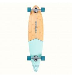 Longboard'as Retrospec Zed Pintail