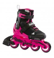 Riedučiai Rollerblade Microblade pink/black