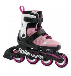 Rollerblade Microblade pink/white skates