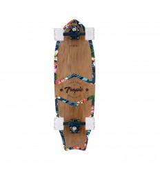 Tempish Tropic T longboard