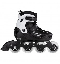 Riedučiai Powerslide Khaan Junior SQD Black