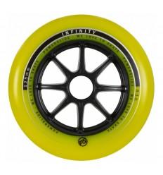 Powerslide Infinity 125 mm wheels