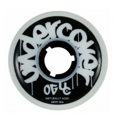 UNDERCOVER WHEELS Team 58mm/90a, 4-Pack
