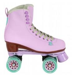 Chaya Melrose Black quad skate