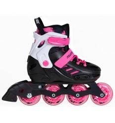 Powerslide Khaan Junior SQD Pink skates