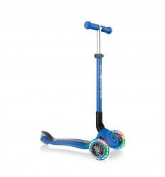 Globber Primo Foldable Fantasy Lights scooter