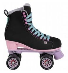 Chaya Black Pink quad skate