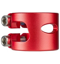 Chilli Clamp 2-bolt Zero V2 red