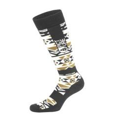 Picture Magical Navajo Ski Socks