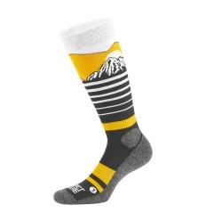 Picture Wooling Liner Ski Socks