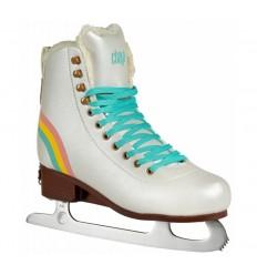 Chaya Bliss Kids Vanilla Adjustable Iceskates