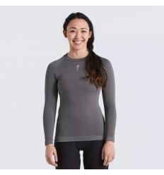 Specialized Women's Seamless Long Sleeve Baselayer