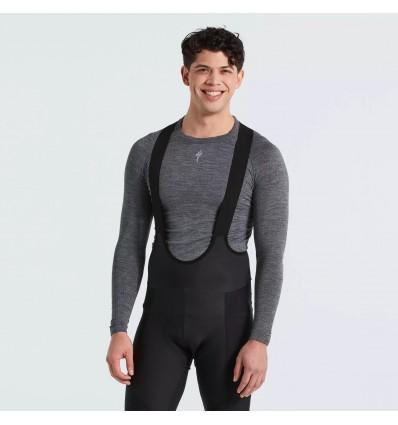 Vyriški termo marškiniai Specialized Men's Merino Seamless Long Sleeve Base Layer