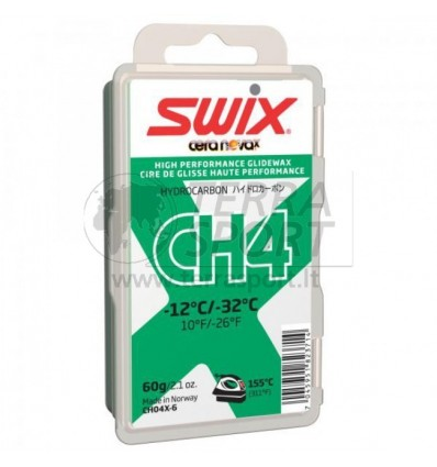 Parafinas SWIX CH4