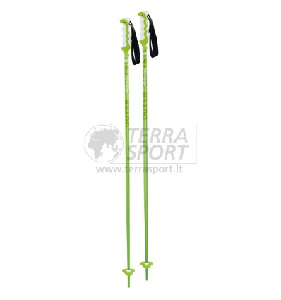 Kalnų slidinėjimo lazdos Komperdell Outer Limit Green