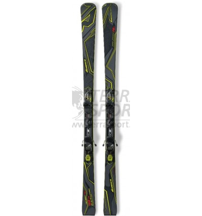 Kalnų slidės Nordica Fire Arrow 76 TI EVO